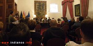 Conferencia del Impulso de los Indianos para su declaración como Fiesta de Interés Turístico Nacional