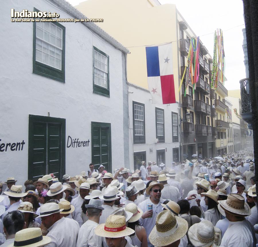 Los Indianos 2012 Santa Cruz de La Palma.  Fotos: www.indianos.info