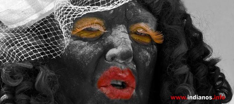 La Negra Tomasa Foto De tu a tu Participante Concurso Mejor foto Indianos 2011