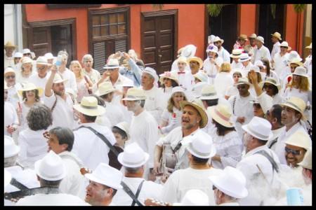 Foto de Los Indianos 2012 - Santa Cruz de La Palma. Foto: Airam Plata Torroglosa