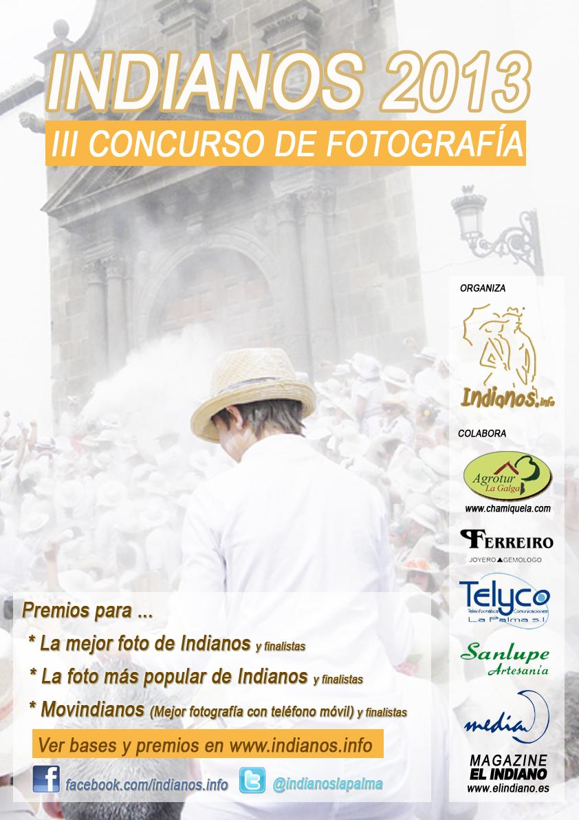 III Concurso de Fotografía de Indianos 2013