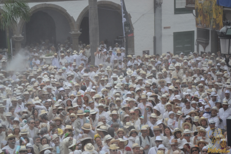 Los Indianos inundan Santa Cruz de La Palma