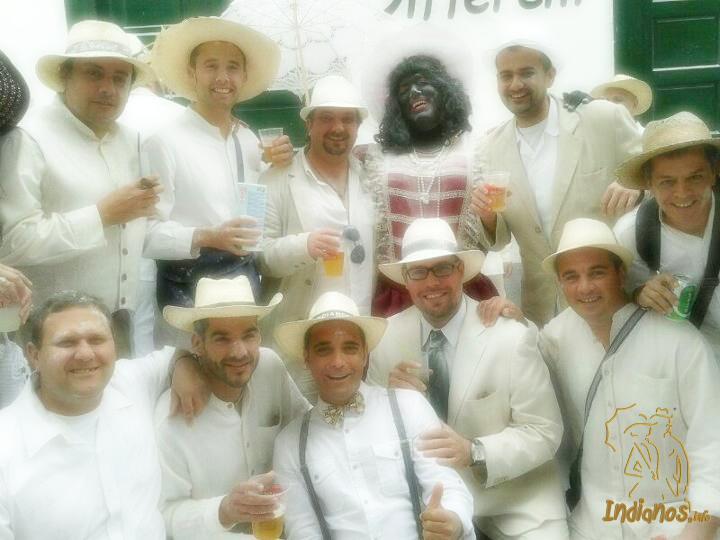 La negra y sus muchachos por Alejandro Cubas Delgado