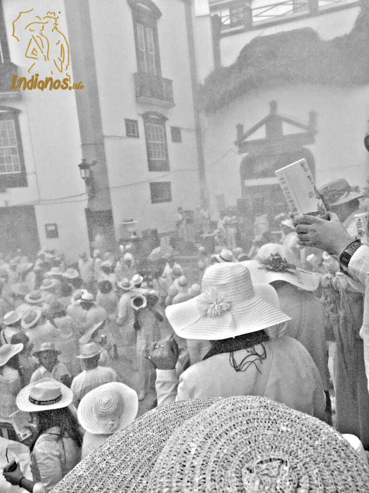 Los Indianos, algo único. Foto Móvil: Ana Diaz foto movil