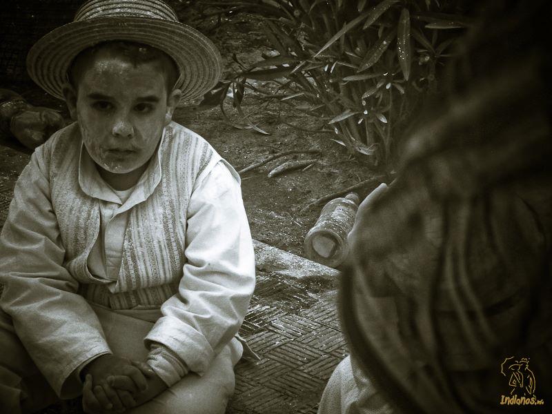 Título: Indiano ausente. Foto: Carlos Herrera.