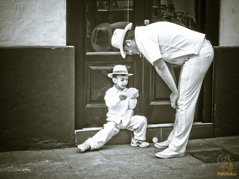 Título: Generaciones. Foto: Carlos Herrera.