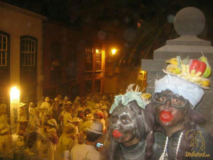 Negritas en La Alameda Foto Móvil: Maria Cruz