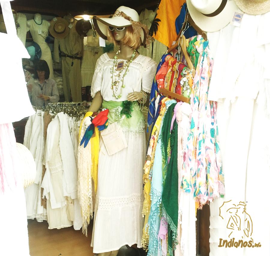 Santa Cruz de La Palma se viste de blanco para recibir a los Indianos 2013