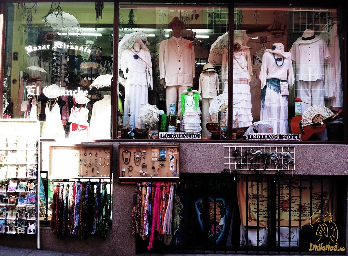 Artesanía El Guanche. S/C de La Palma