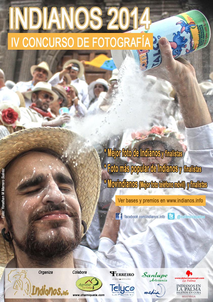 IV Concurso de Fotografía de Indianos 2014