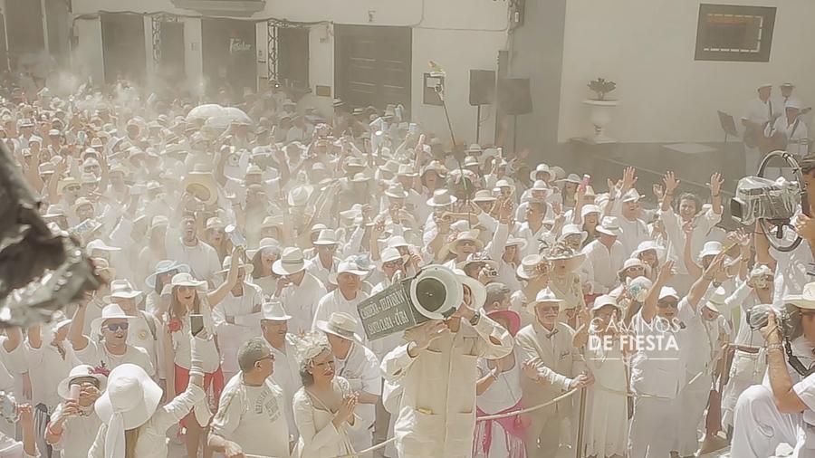 Los Indianos 2014 © Caminos de Fiesta