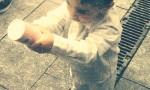 Aprender el arte de tirar polvos. Foto móvil: Rosanna Limatola