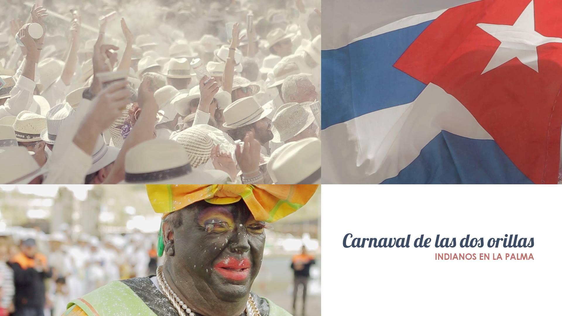 Carnaval de las dos orillas - Indianos La Palma por Caminos de Fiesta