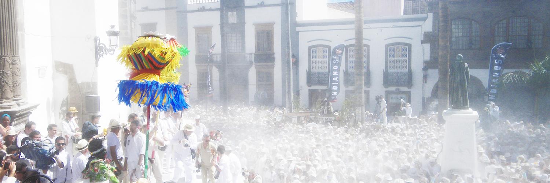 bano de masas plaza de espana