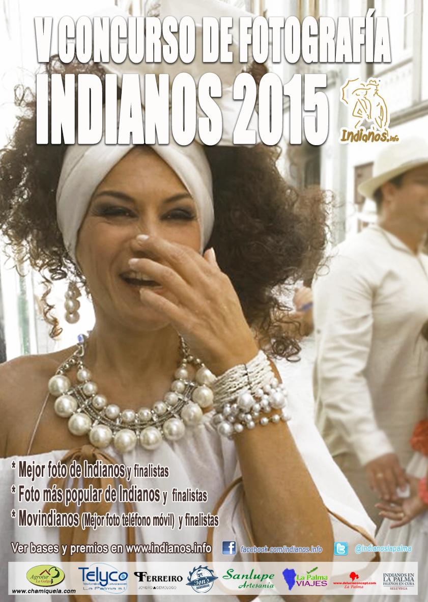 V Concurso Fotografía Indianos 2015