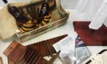 Ropa de Indianos, complementos y libro en Artesanía San Lupe (Calle O'Daly, 48, Santa Cruz de la Palma)