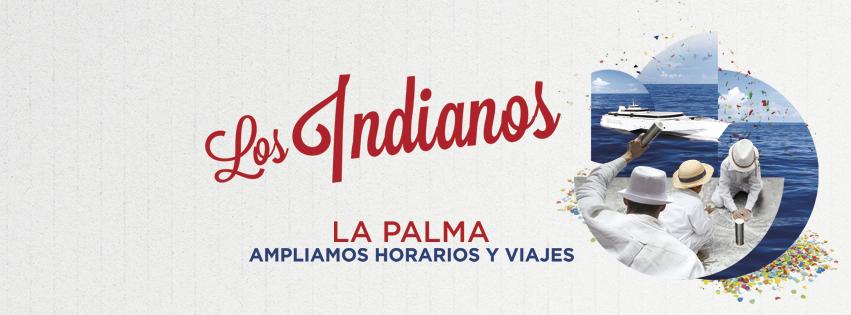 Fred Olsen refuerza su conexión con La Palma para Los Indianos 2016