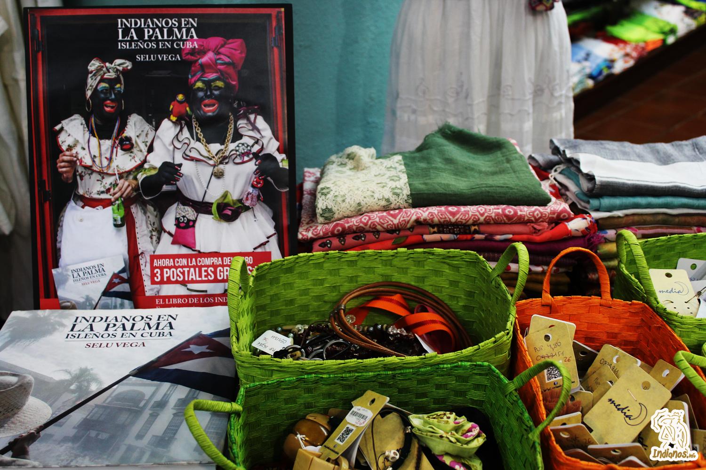 libro y complementos de indianos en san lupe