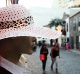 ¡Ya huele a talco! La Palma se viste de blanco para Los Indianos 2016