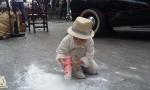 Aprendiendo con los polvos Foto Movil 1 Francisco Javier Ponce de Leon Ramos
