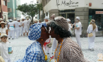 Beso con sabor a polvos talco foto movil Itahisa Perez Barreto