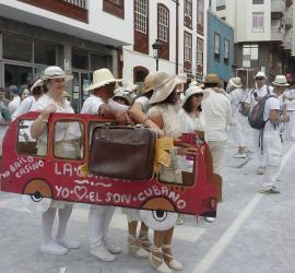La Guagua Foto Movil Spc Cabrera