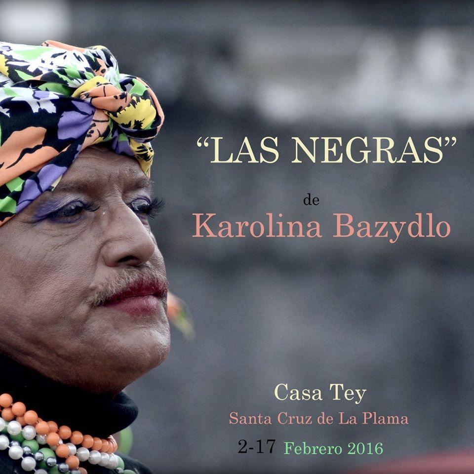 Las negras de indianos Karolina Bazydlo