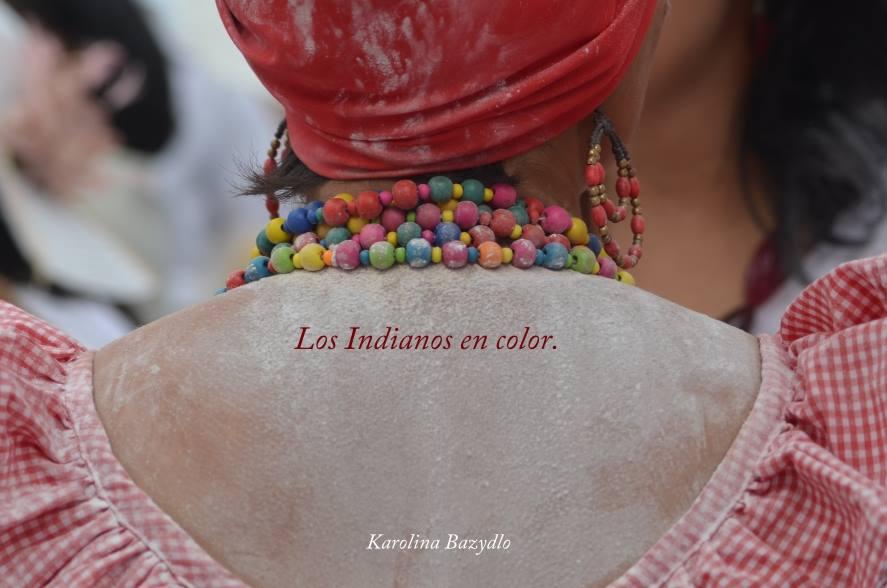 Los Indianos en color 2016 © Karolina Bazydlo