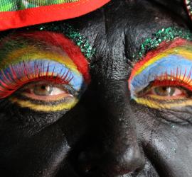 Ojos de Almendra. Foto: Jose Ayut Santos.