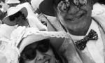 Selfie con reflejo en lentes foto movil Belen Balfagon