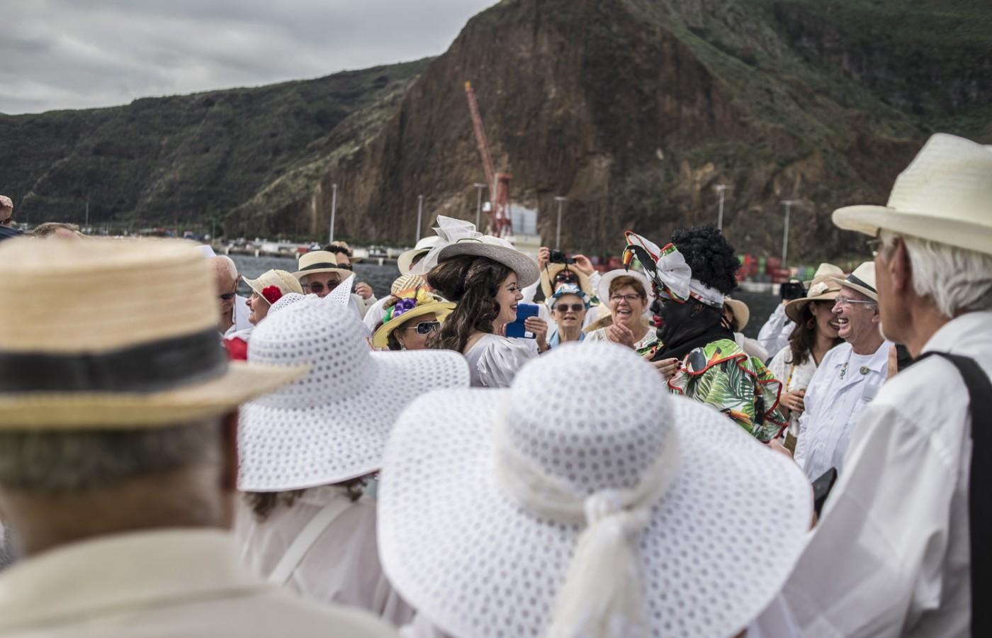 Indianos de La Palma 2016. Apoteosis isleña © Selu Vega