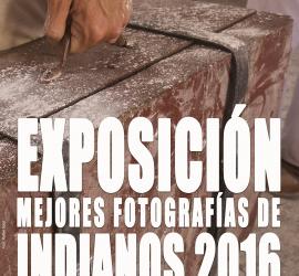 CARTEL EXPO INDIANOS para medios