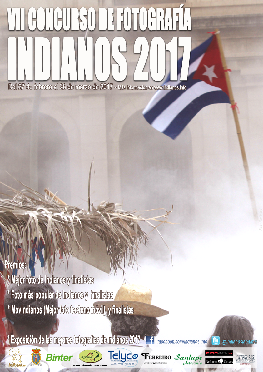 cartel indianos 2017 definitivo