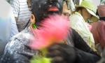 Negra de colores Foto Movil Fernando Perez Moreno